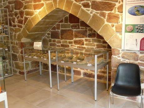 Espace de Découverte de la faille de Noailhac/Meyssac et de la pierre