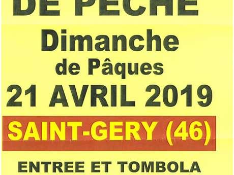 Bourse de Matériel de Pêche à Saint Géry - Vers