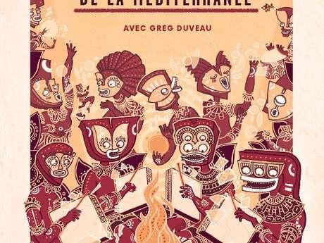Stage Chants, Percussions et Polyphonies de la Méditerranée