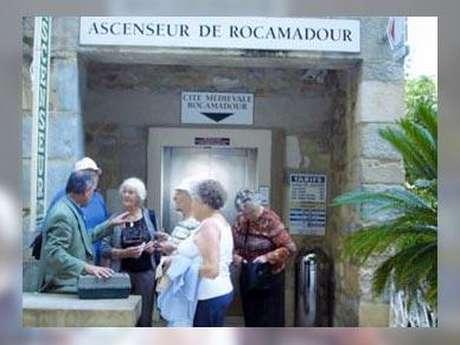 Ascenseur de Rocamadour