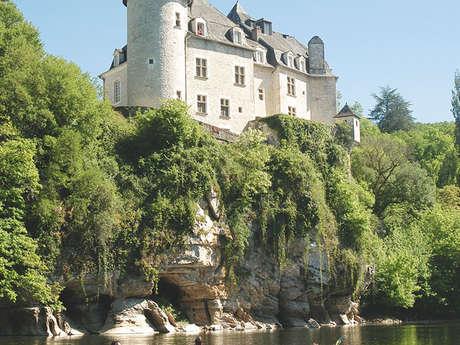 Safaraid Dordogne - Canoë Nature  - Base de Monceaux-sur-Dordogne