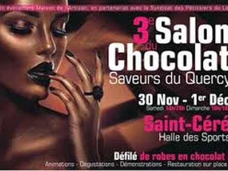 3ème Salon du Chocolat Saveurs du Quercy
