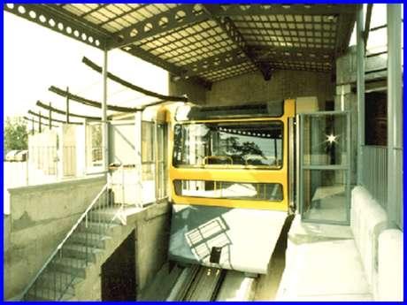 Ascenseur incliné Solveroc