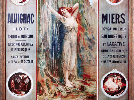 Journées Européennes du Patrimoine :  Visite Découverte de la Source Salmière avec un guide Conférencier du Pays d'art et d'histoire