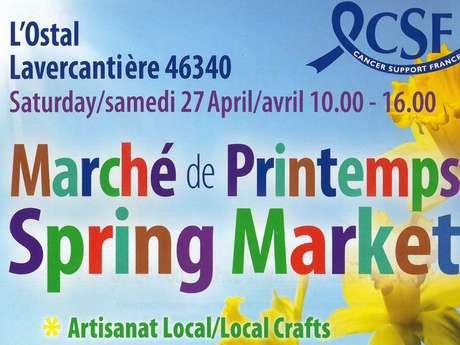 Marché de Printemps / Spring Market