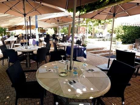 Restaurant Le Sablier du Temps