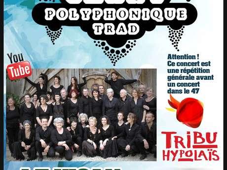 Récital : Chant Polyphonique Traditionnel par la Tribu HypolaÏs