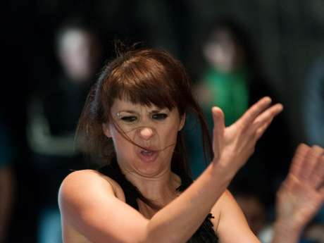 Stages de Week-End à Faits et Gestes avec Violette Guillarme