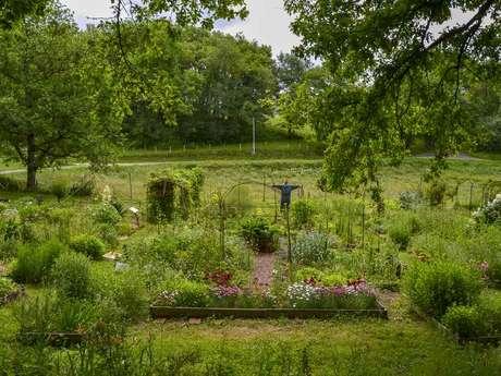 Vide Jardin au Jardin Bourian