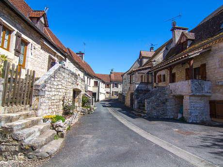 A Travers les Croix du Quercy