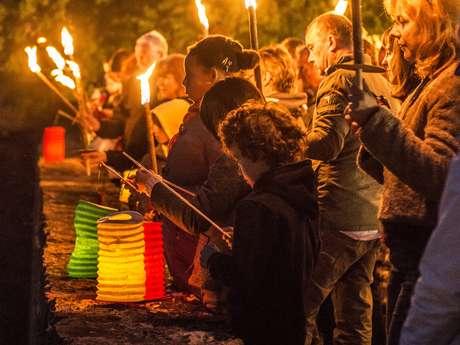 Pays d'art et d'histoire : Visite à La Lueur Des Lampions