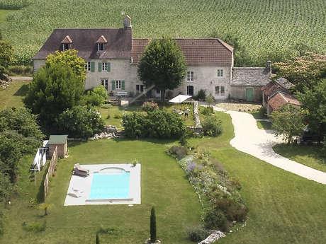 Maison d'hôtes de Charme La Bruyle