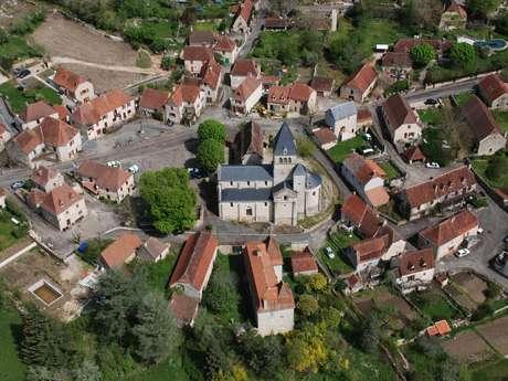 Point Accueil Jeunes (PAJ) à Caniac-du-Causse