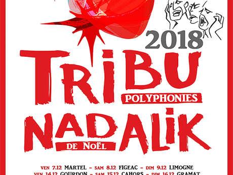 Concert Tribu Nadalik : Chants Polyphoniques de Noël