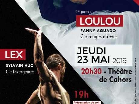 """Danse : """"Lex"""", un Solo de Sylvain Huc"""