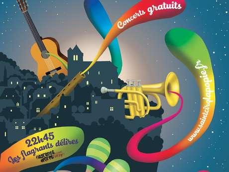 Fête de la Musique à Saint-Cirq Lapopie