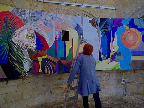 Invitation aux Portes Ouvertes des Ateliers d'Artistes d'Occitanie