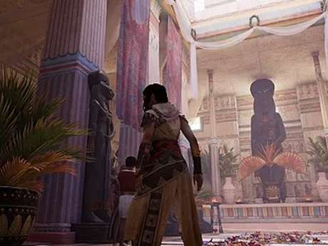 "Conférence ""l'Egypte Antique selon Assassin's Creed Origins..."""
