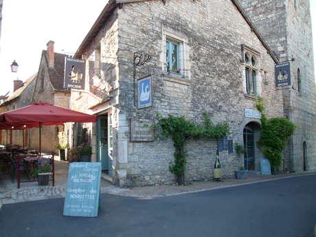 """Restaurant """"Au Hasard Balthazar"""""""
