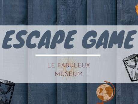 Escape Game Itinérant, Le Fabuleux Museum