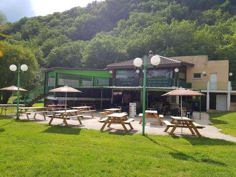 Bar Restaurant Snack du Lac Vert de Catus