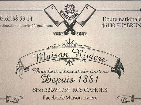 Boucherie-Charcuterie Dominique RIVIERE