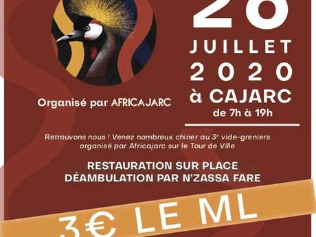 Vide-Greniers Africajarc