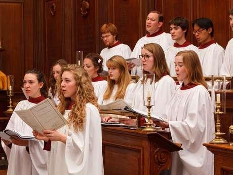 La Chorale de St Catharine's College, Cambridge - Dir. Dr Edward Wickham