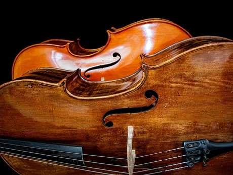 Concert Notre-Dame-de-l'Ile : XXXIIèmes Rencontres de Violoncelle de Bélaye