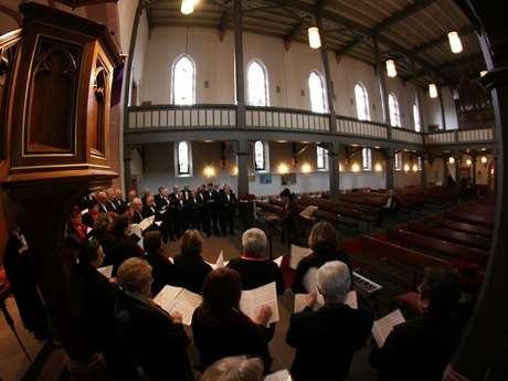 """Concert """"La Chorale Veni Canta de l'Amicale Chante Noël"""""""