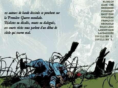 """Exposition """"Cicatrices de Guerre"""""""