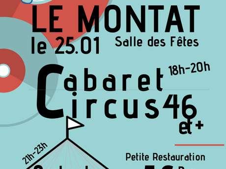 Cabaret Circus 46 et +