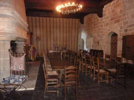 Commanderie des Templiers - Hôtel Médiéval