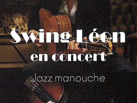 Concert de Jazz Manouche à Montcuq