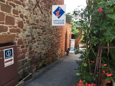 Office de Tourisme Vallée de la Dordogne Bureau d'accueil de Collonges-la-Rouge