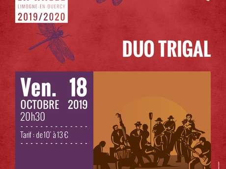 """Saison Culturelle de la Halle : """"Duo Trigal"""""""