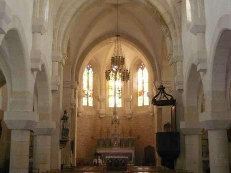 Journées Européennes du Patrimoine à l'Eglise St Vincent de Dégagnac