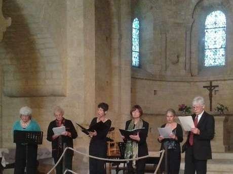 Concert de l'Ensemble de Maussac