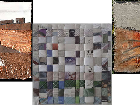 Exposition aux Ateliers de Ventaillac : 3 Regards sur l'Actualité