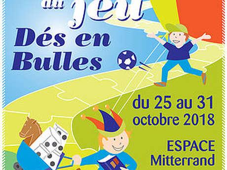 """24ème Festival du Jeu """"Dés en Bulle"""""""