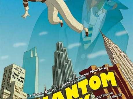 """Cinéma, Passeurs d'Images """"Phantom Boy"""""""