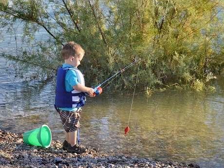 Atelier Pêche pour les Enfants