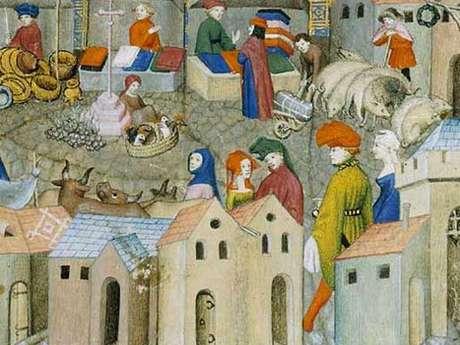 Premier Marché de Noël Médiéval