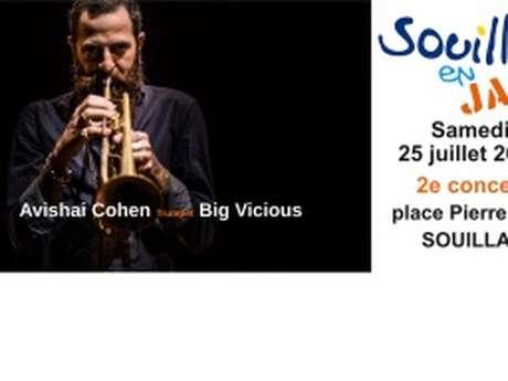 ANNULE- Avishai Cohen Trumpet Big Vicious- Souillac en Jazz