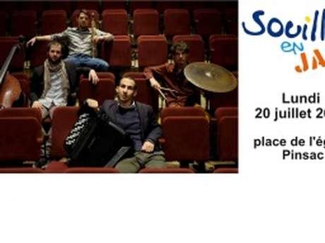 ANNULE -Wilfried Touati Quartet - Souillac en Jazz