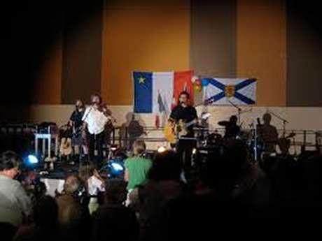 Concert Rock Celtique avec le Groupe Suroît