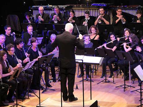 Concert de l'Harmonie du Grand Cahors à l'Arsénic