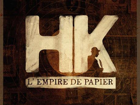 """Concert """"HK, l'Empire de Papier"""""""