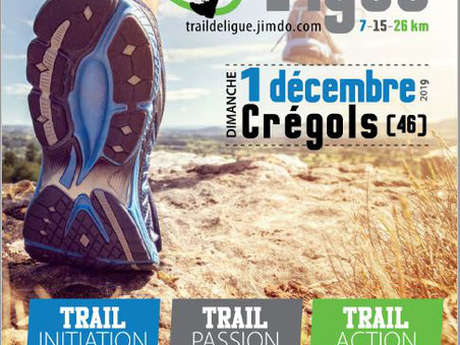 Trail de l'Igue à Crégols