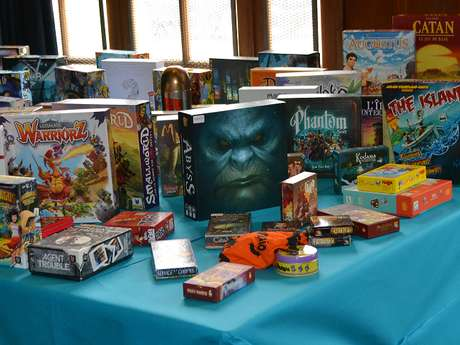 Festival de Rencontres Multi-Jeux : l'Envol du Phénix